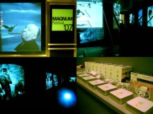 Magnum Photography Anniversary Installation