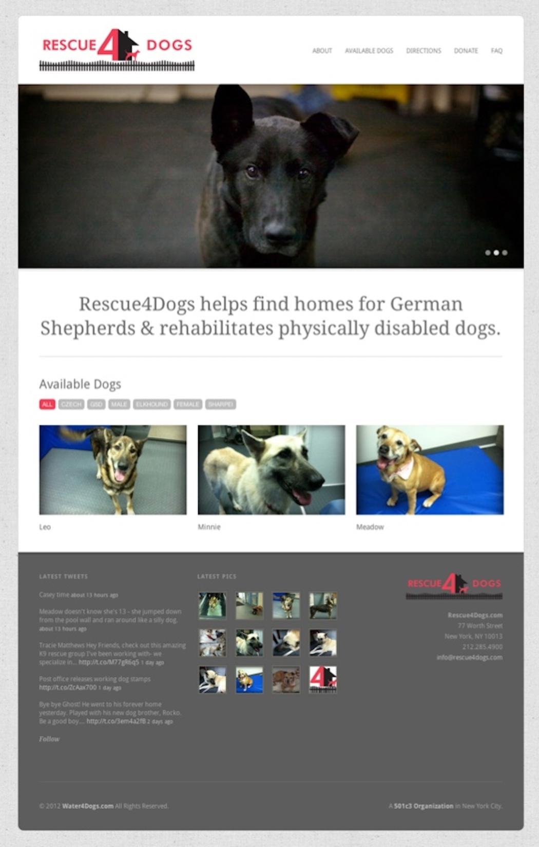 Rescue4Dogs