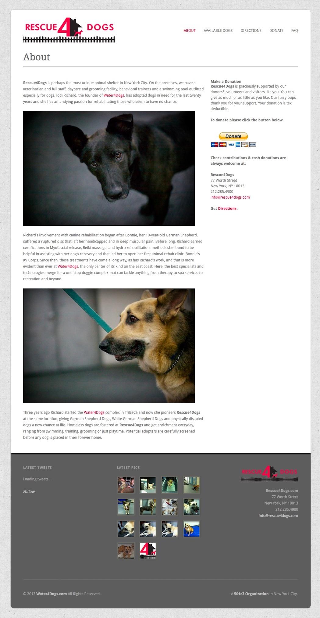 Rescue4Dogs.com