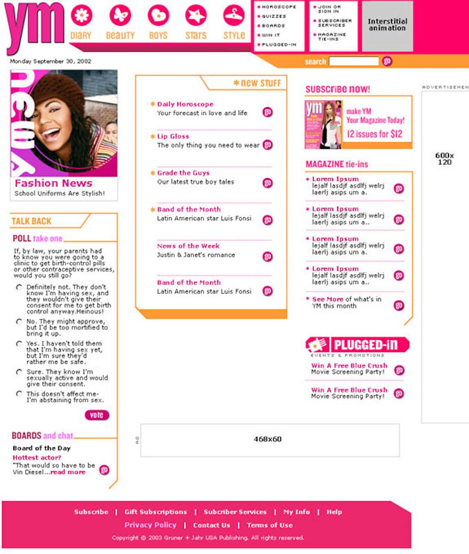 ym.com in 2002