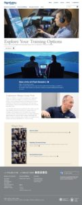 FlightSafety International Homepage
