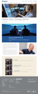 FlightSafety International Homepage
